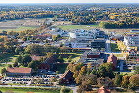 SLU, Uppsala Campus. Photo.